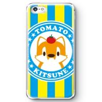 KITSUNE&TOMATO iPhone SE (ICカードケース対応)