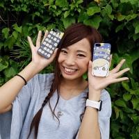 倖田柚希スマホケース第2弾(喜怒哀楽ver.)