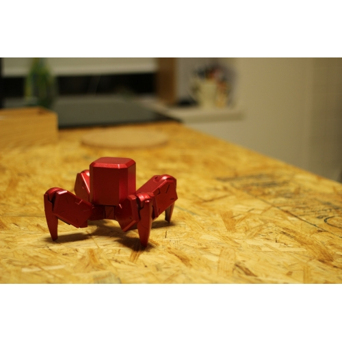 Toshizo-MR01 【4脚移動機械 1/8 Scale Miniature】