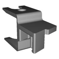 中華ラジアルマスターのブレーキにマイクロスイッチを付けるマウント