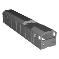 地下鉄の牽引機2