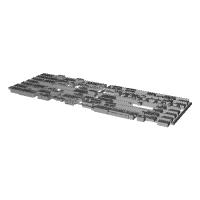 7000系床下機器 7019F(8連VVVF)【武蔵模型工房 Nゲージ 鉄道模型】