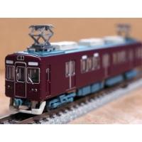 7000系床下機器 7027F(8連)【武蔵模型工房 Nゲージ 鉄道模型】