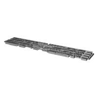 7000系床下機器 7034F+7035F(2連2編成分)【武蔵模型工房 Nゲージ 鉄道模型】