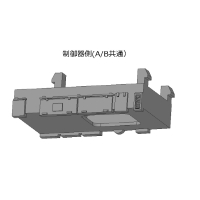 【Nゲージ 鉄道模型 鉄コレ】TM-TR01用床下機器(Aタイプ)