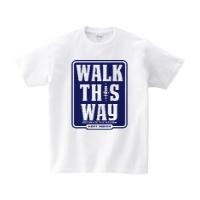 WALK THIS WAY Tシャツ L ホワイト