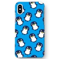 ペンギンさん iPhone X ケース