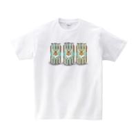 チョコミント ドリンク Tシャツ XL ホワイト