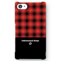 TARTAN COLLECTION #01 Xperia Z5 Compact (BLACK)