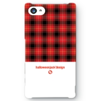 TARTAN COLLECTION #01 Xperia Z5 Compact (WHITE)