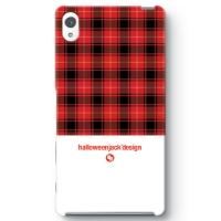 TARTAN COLLECTION #01 Xperia Z5 Premium (WHITE)