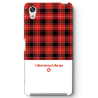 TARTAN COLLECTION #01 Xperia Z5 Performance (W)
