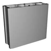 MX2-6シリーズに対応 単4型乾電池用サポート材