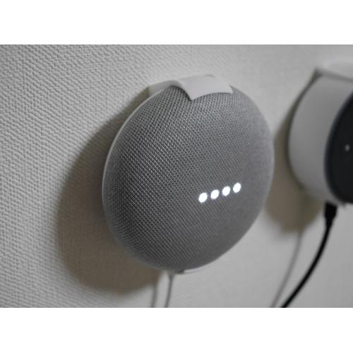Google Home Miniの壁付けホルダー rev 2.0