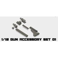 1/12 GUN ACCESSORY SET 1