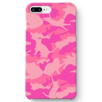 CAT CAMO PINK1 iPhone 8 Plus ケース
