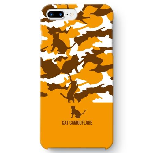 三毛猫カモ iPhone 8 Plus ケース