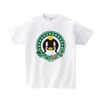 ペンギンさんとパプリカ Tシャツ XL ホワイト