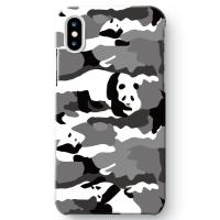 PANDA CAMO iPhone X ケース