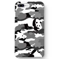 PANDA CAMO iPhone 8 Plus ケース