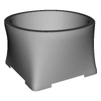 小さなプランター(DL可能)
