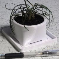 小さなプランター専用水受け皿(DL可能)