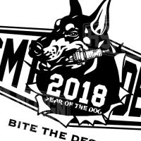 YEAR OF THE DOG Tシャツ M ホワイト