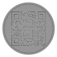 円天QRコイン