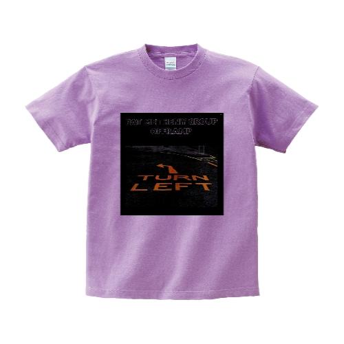 ヘビーウェイトTシャツ XL ライトパープル