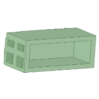 C-1202 MBU1600型コンプレッサー 20個【武蔵模型工房 Nゲージ 鉄道模型】