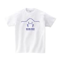 BACK FACE(エイの裏) Tシャツ M ホワイト