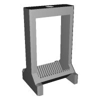 リソグラフィ現像用基板カセット Chip Cassette