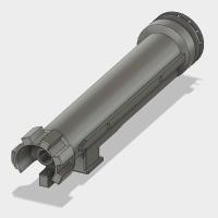 Cybergun(VFC) SCAR-H GBB用ノズル