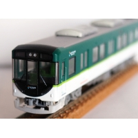KD13-21 13000系スカート(4連×2)【武蔵模型工房 Nゲージ 鉄道模型】