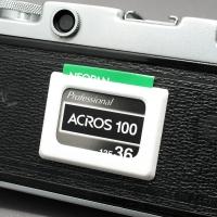 カメラ用メモホルダー(コンパクト) / Memo Holder for Film Camera