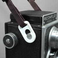 リコーフレックス用ストラップ取付部品 / Strap Adapter for Ricohflex