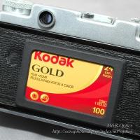 カメラ用メモホルダー(パネル大) / Memo Holder for Film Camera L
