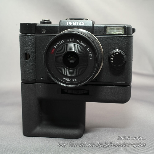 PENTAX Q用グリップ / Grip for PENTAX Q