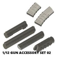 1/12 GUN ACCESSORY SET 2