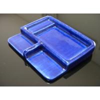 箸置き付き醤油皿