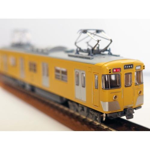 SB20-21 2000系 2連(AK3)床下機器【武蔵模型工房 Nゲージ 鉄道模型】
