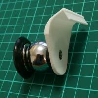 マグネットタイプスマホホルダー取付プレート デミオ(DJ)/CX-3(MC前)用 2個セット