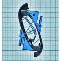 ドリンクホルダーアダプタ(ツインタイプ-2)+スマホホルダー取付プレートセット