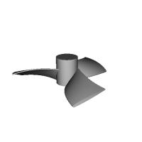 3Blade-Propeller for VP150