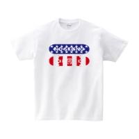 NO SK8iNG USA Tシャツ M/ホワイト