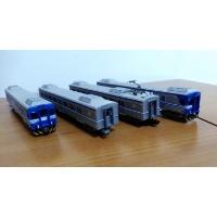 台湾  600型通勤電車のNゲージキット 4両セット