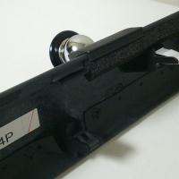 マグネットタイプスマホホルダー取付プレート CX-3(MC後)専用