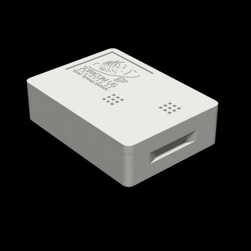 [SO-0003SP] Wio LTE用ケース スライド仕様 SORACOM-UGロゴ入り