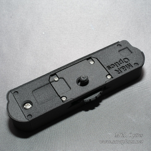 PENTAX Q-S1用グリップ (ベース部品) [MRO-GP-QS1-B01]