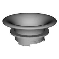 SDR200 純正エアクリーナーボックス用ファンネル ver2